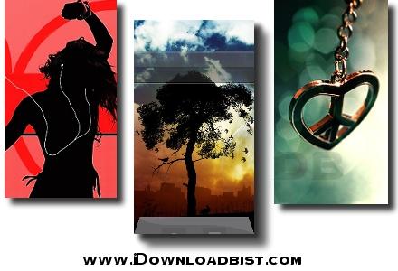مجموعه ۲۰ تصویر زمینه بسیار زیبا در اندازه ۶۲۰×۴۶۰ براي موبایل