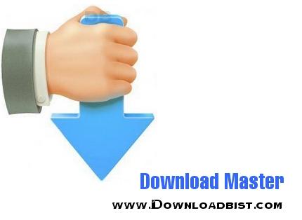 مدیریت و افزایش سرعت دانلود با Download Master 6.1.1.1439 Final
