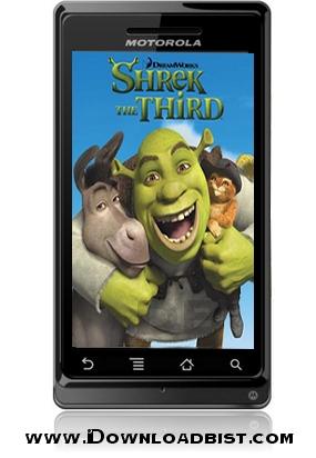 بازی بسیار محبوب و مشهور شرک Shrek The Third – فرمت جاوا