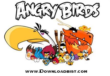 نسخه جدید بازی پرندگان خشمگین Angry Birds Shot Portable