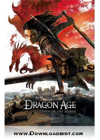 دانلود انیمیشن جذاب Dragon Age: Dawn Of The Seeker 2012