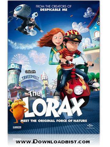 دانلود انیمیشن جدید و فوق العاده زیبای The Lorax 2012