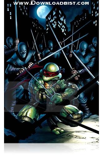 ... انیمیشن زيباي لاک پشت های نینجا Ninja Turtle