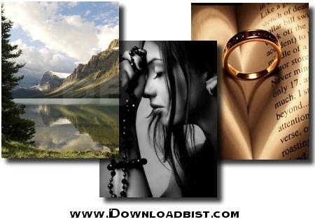 مجموعه ۳۰ تصویر زمینه فوق العاده زیبا در اندازه ۳۲۰×۲۴۰ موبایل