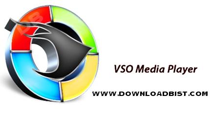 پخش تمام فرمت های صوتی و تصویری با VSO Media Player 1.4.10.498 Final